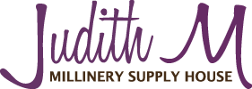 Judith M Millinery Supply House Logo