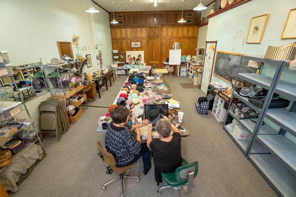 Hat-making workshops