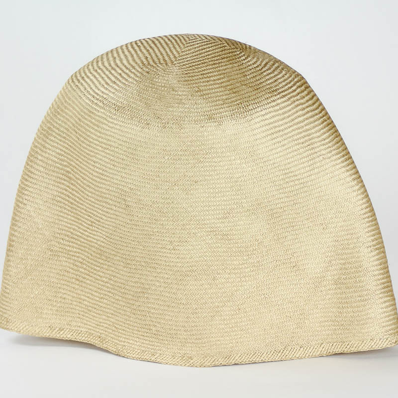 Golden Camel Grade One Parasisal hood. Finely woven straw with sheen