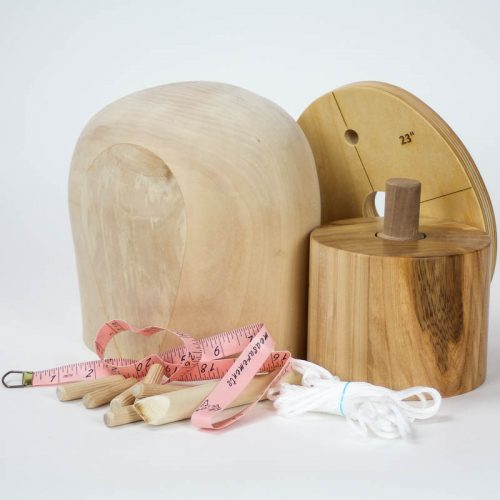 Blocking Kit in half sizes from 21 inch to 26 inch