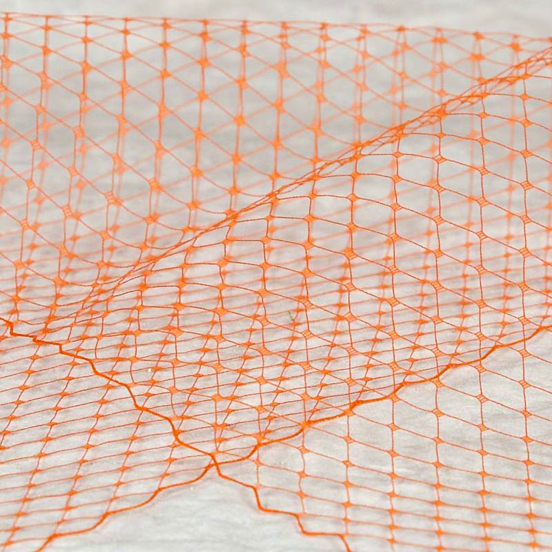 Orange veiling. This color is discontinued