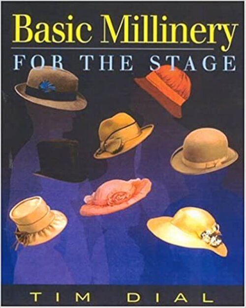 by Tim Dial. 2003. 128pgs. Whether a beret or brimmed hat, In straw, felt, or cloth, ..Hats can define a time and place, be it on the street or on stage.