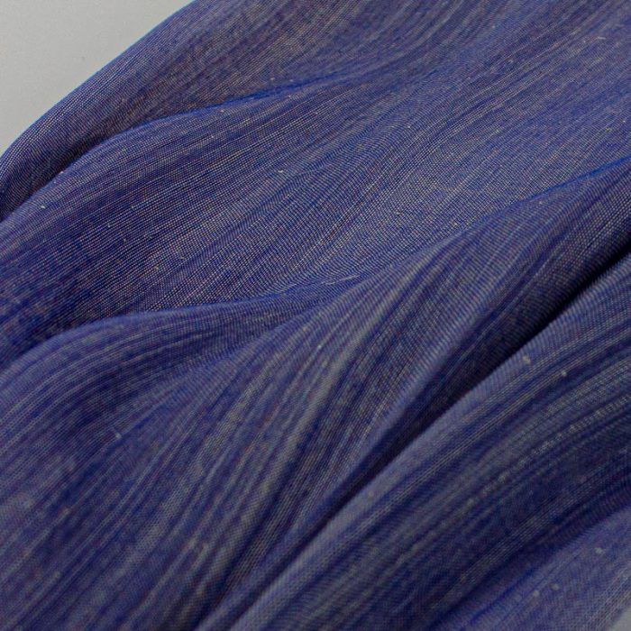 Royal Blue Paris cloth abaca
