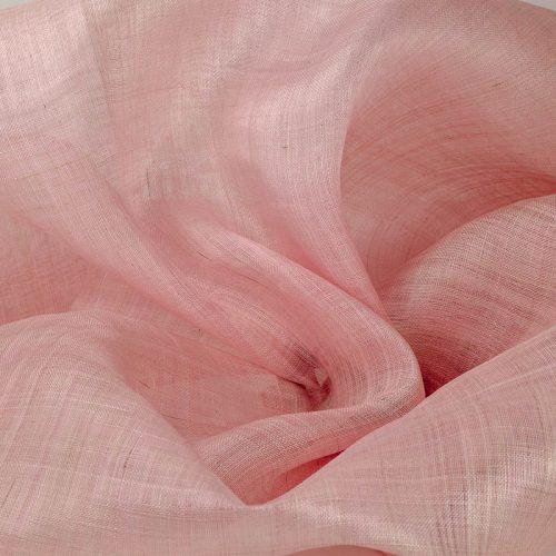 Pastel Pink Pinokpok sinamay cloth