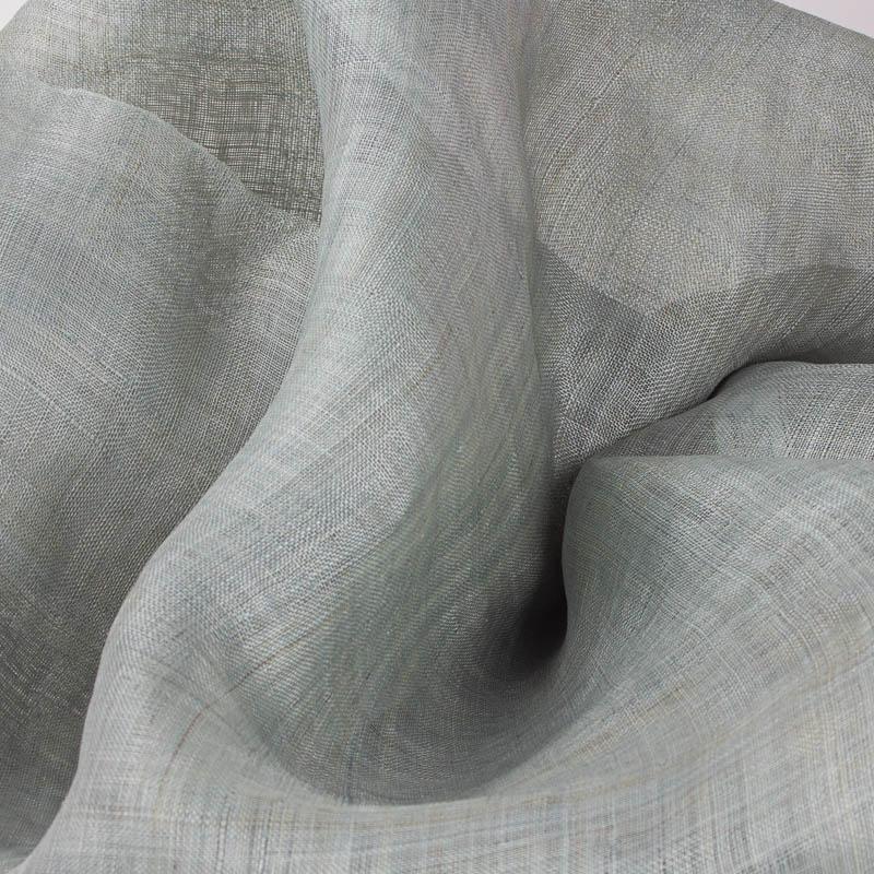 Soft Grey Pinokp0ok sinamay cloth