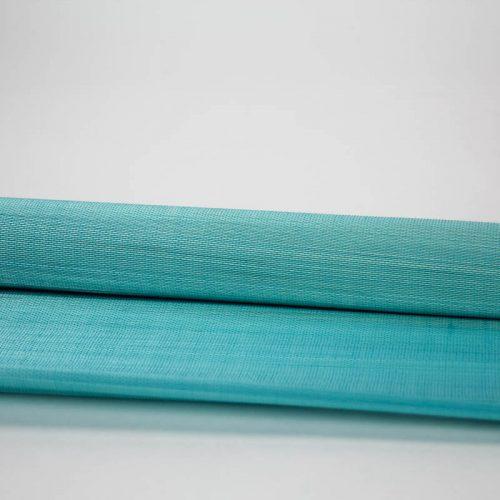 Aqua Blue Buntal Jinsin cloth