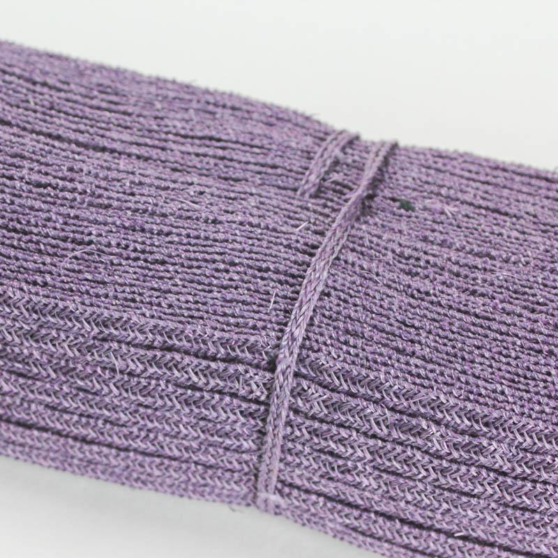 Lilac Abaca and Hemp blend Braiding
