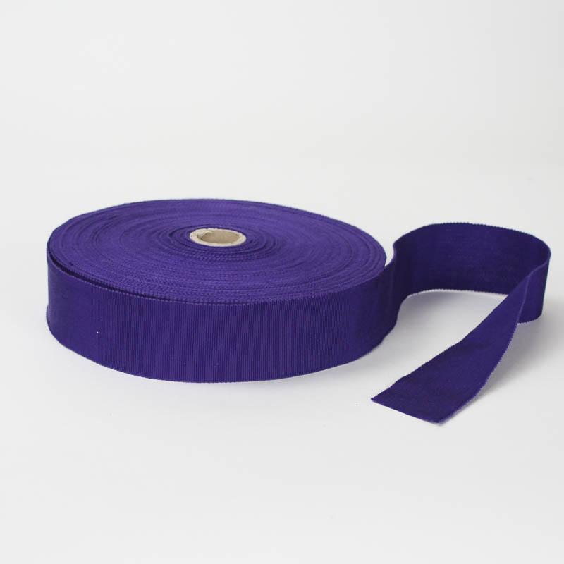 Purple Petersham #9 50yd roll