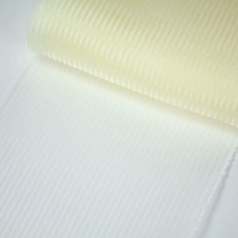 Ivory 100% quality polyester, very flexible, used in making hats and for trim work.
