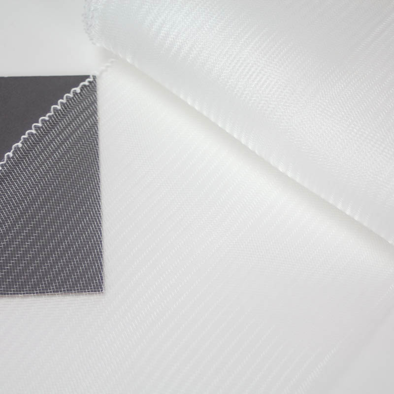 100% quality polyester, used in making hats and for trim work. No cotton thread runs along one edge of the narrow widths, only from two inch and wider.