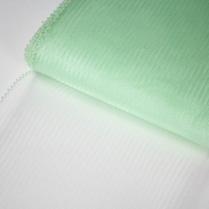 Pastel Mint Horsehair 100% quality polyester, very flexible, used in making hats and for trim work.