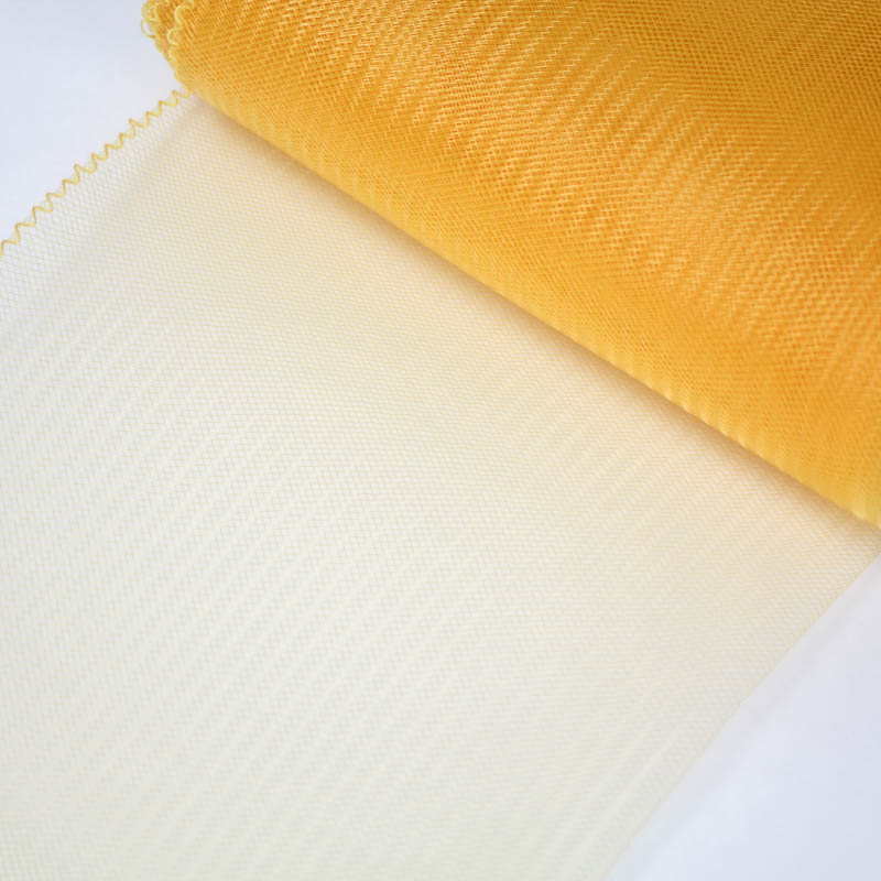 Harvest Gold Horsehair 100% quality polyester, very flexible, used in making hats and for trim work.