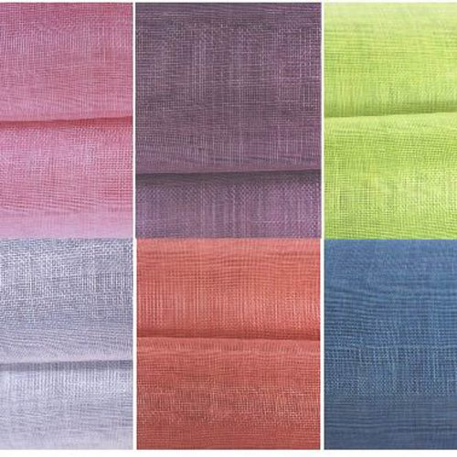 Straw Fabric Yardage