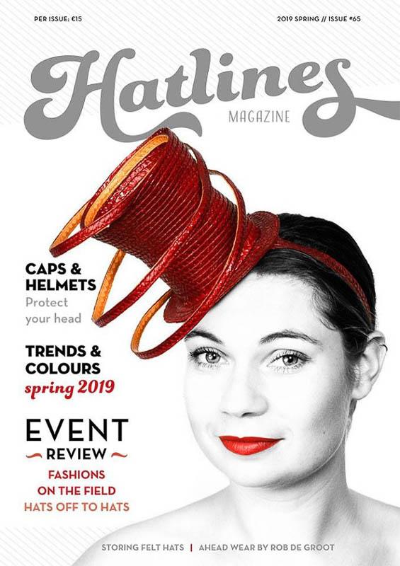 Hatlines Magazine 2019 Spring Issue 65