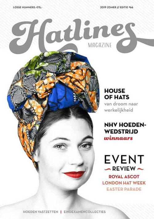 Hatlines Magazine 2019 Summer Issue 66