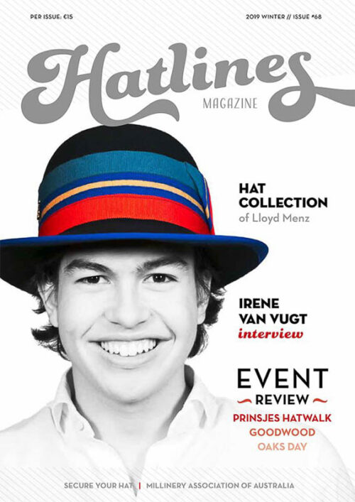Hatlines Winter Issue 68