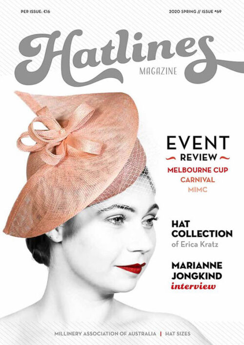 Hatlines Magazine Spring 2020 Issue 69
