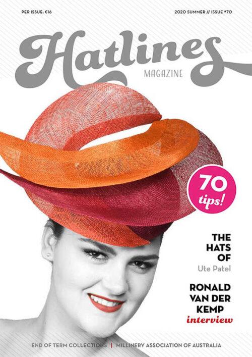 Hatlines Magazine 2020 Summer Issue 70
