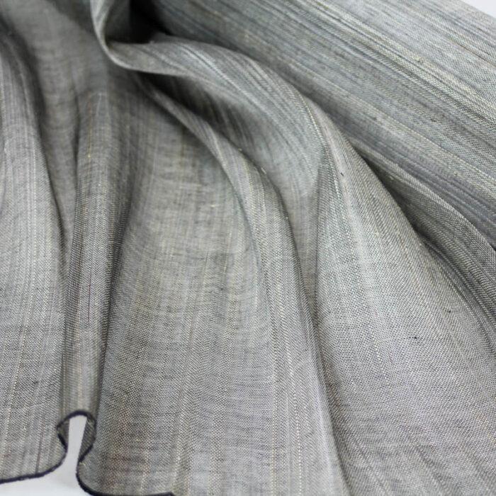 Black Paris cloth abaca
