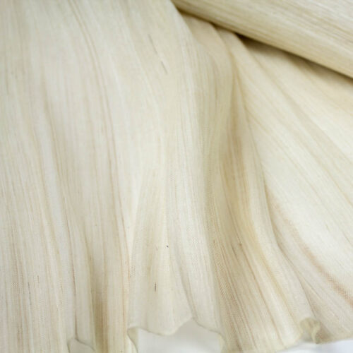 Natural, undyed Paris cloth abaca
