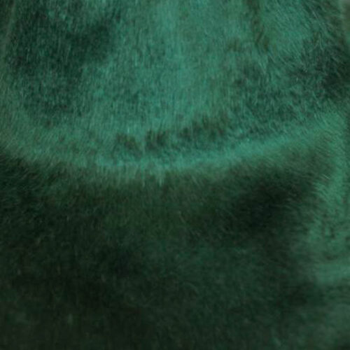 Dark green with blue base. Brims are size 16/17 inch brim width (113 grams).