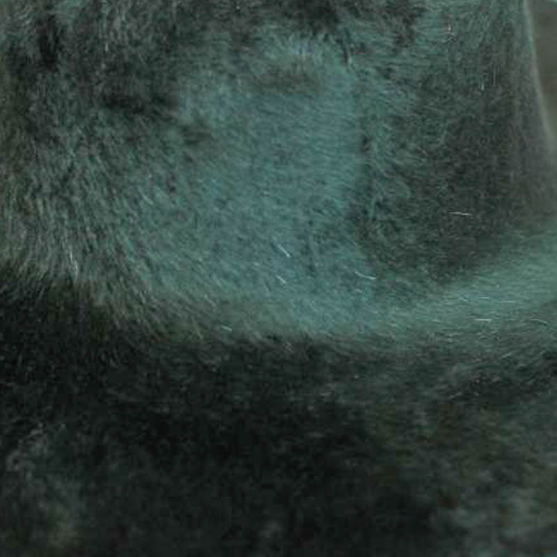 Darker than hunter, Brims are size 16/17 inch brim width (113 grams).