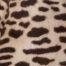Beige with dark brown striping, 15/16 inch diameter.