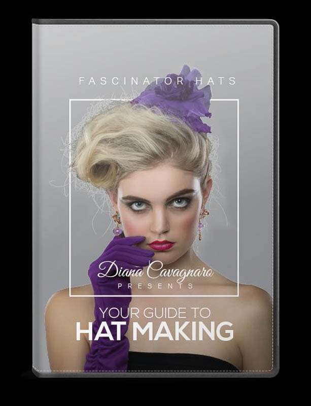 Fascinators, One of a series of instructional DVDs from Diana Cavagnaro.