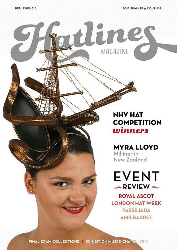 Hatlines Magazines 2018 Summer Issue 62