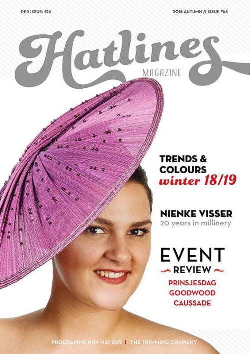 Hatlines Magazine 2018 Autumn Issue 63