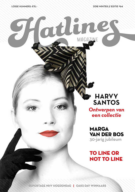 Hatlines Magazine 2018 Winter Issue 64
