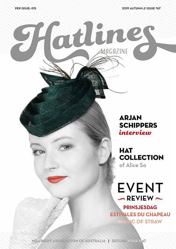 Hatlines Magazine 2019 Autumn Issue 67