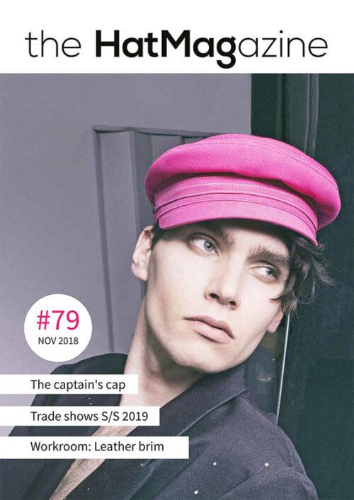 The Hat Magazine Nov 2018 Issue 79