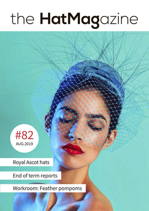 The Hat Magazine August 2019 Issue 82