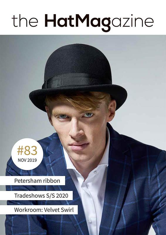 The Hat Magazine Nov 2019 Issue 83