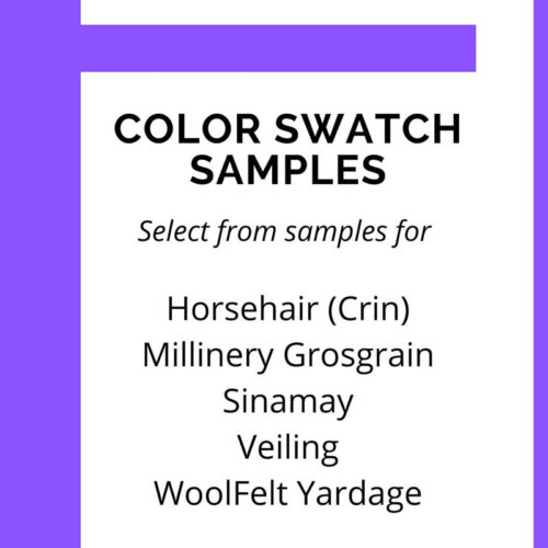 Color Swatch Sample