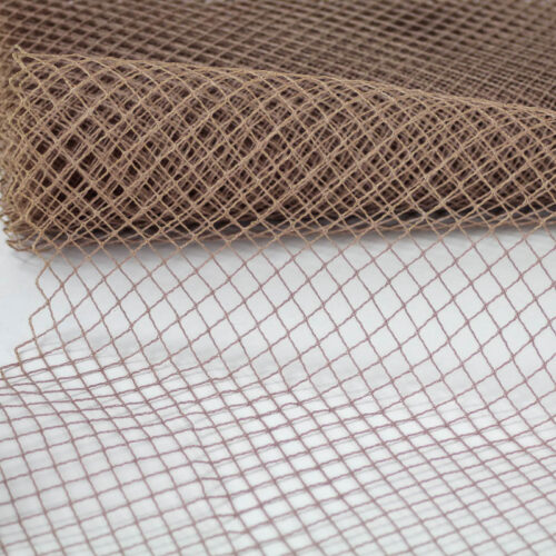 Mocha blocking net vintage