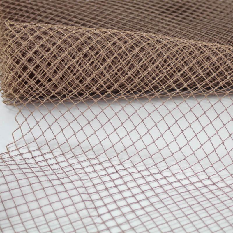 Mocha blocking net vintage