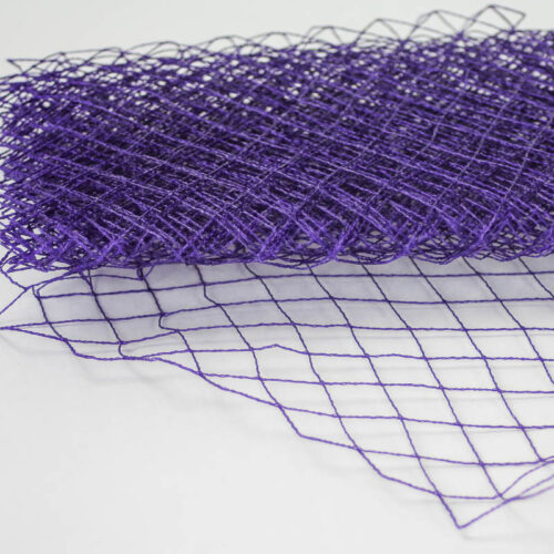Purple Vintage Blocking Net