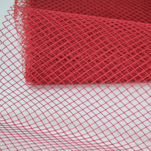 Red Vintage Blocking Net