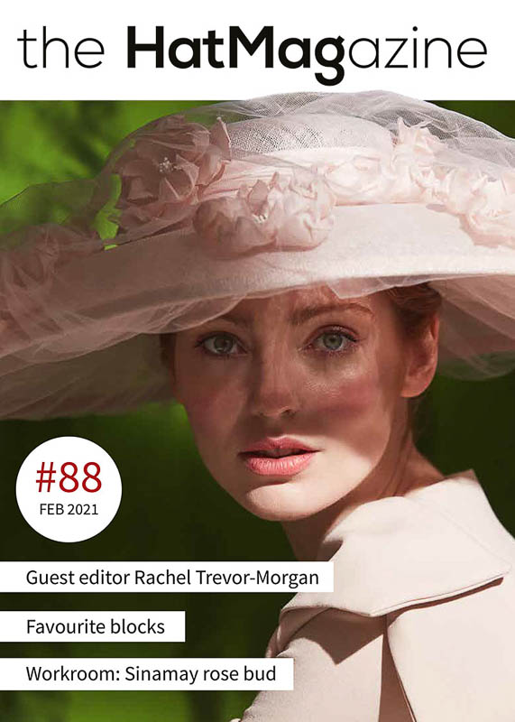 In this issue edited by Rachel Trevor Morgan are articles, sketches, events